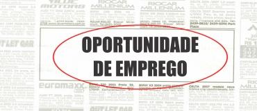 Oferta de Emprego: Auxiliar de Serviços Gerais
